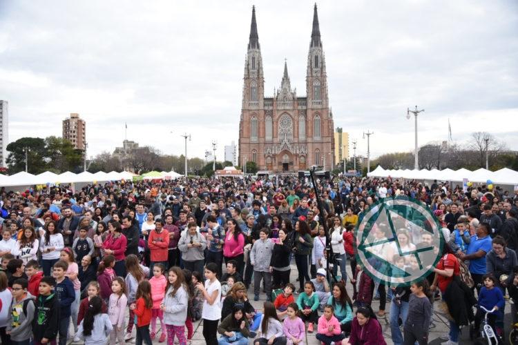 Evento Cultural Colombo-Venezolano en Plaza Moreno