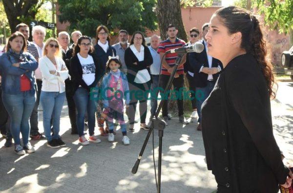 Nedela encabezó el acto oficial por el Día nacional de la Memoria 2