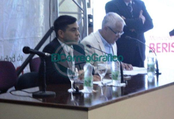 Nedela hizo hincapié en sus 38 meses de gestión en el discurso inaugural del Concejo Deliberante 13