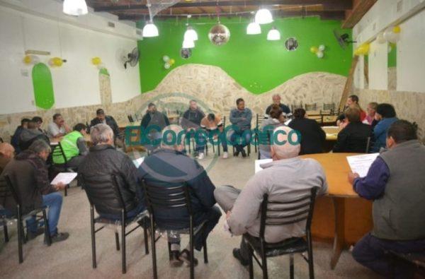 reunión paritaria delegados STMB Berisso 03