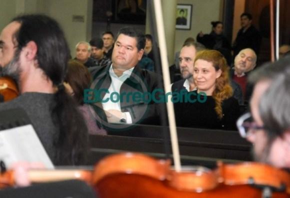 La Orquesta Sinfónica se presentó en los festejos católicos por María Auxiliadora 4
