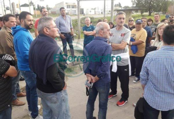 Mincarelli caminó con su propuesta electoral por El Camen 03