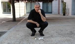 El percusionista Juanjo Guillem. / El Correo