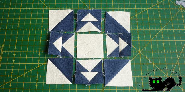 Resultado de hacer todas las piezas por separado