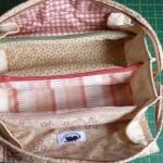 Proyecto 5: Estuche de cuatro bolsillos (II)