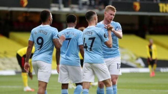 VIDEO) El Manchester City gana y se prepara para la Champions | El ...