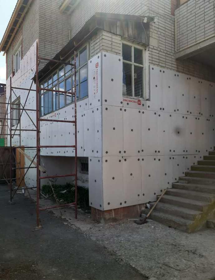 Реконструкция молитвенного дома 2020