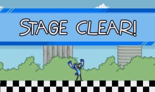 Regular Show Mordecai and Rigby In 8-Bit Land (2)
