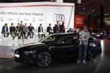 El francés Karim Benzema optó por un Audi RS6 Performance