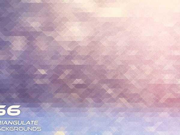 56 Triangulate Backgrounds