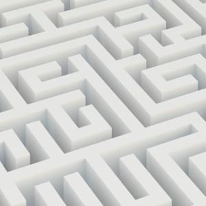 Hospital maze
