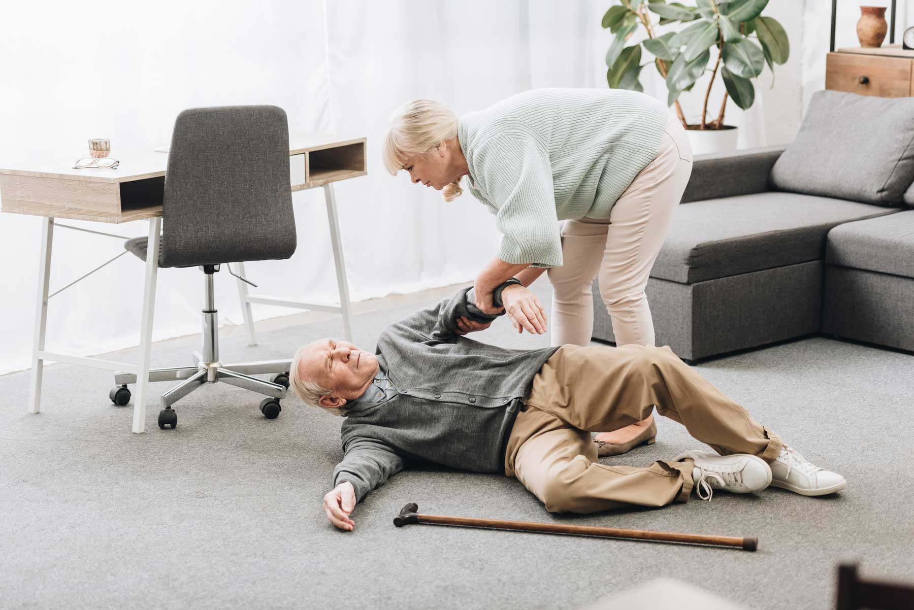 Home Safety Tips For The Elderly