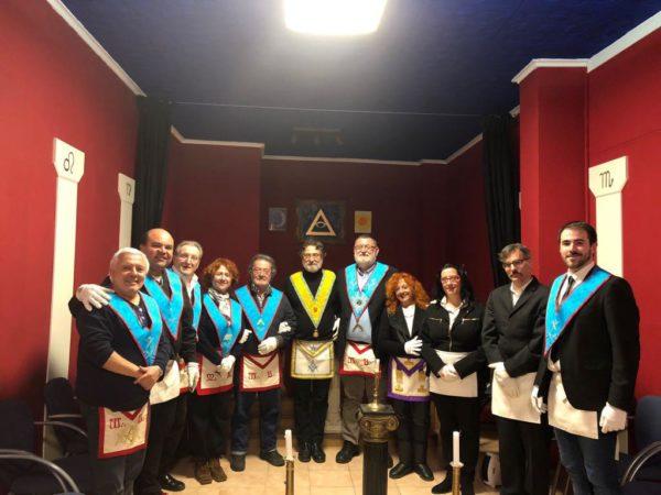 miembros RL Aurea Porta Coeli