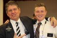 Pres. Stutz and Elder Gibson