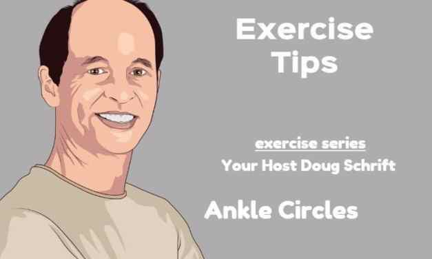 Get Started with Ankle Circles Video