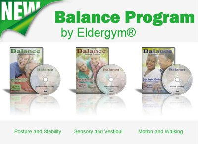 eldergym balance program for seniors