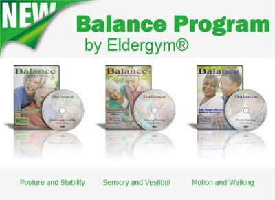 Balance DVD Program 3 DVD plus 2 Bonus DVDs