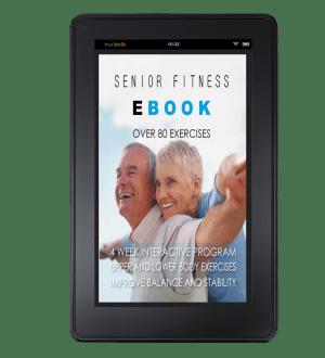 Eldergym® Senior Fitness ebook-ereader