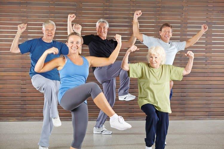 12 Best Elderly Balance Exercises For Seniors To Reduce The Risk Of