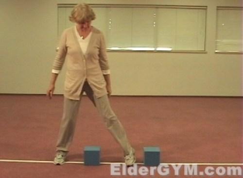 Side Step-over end