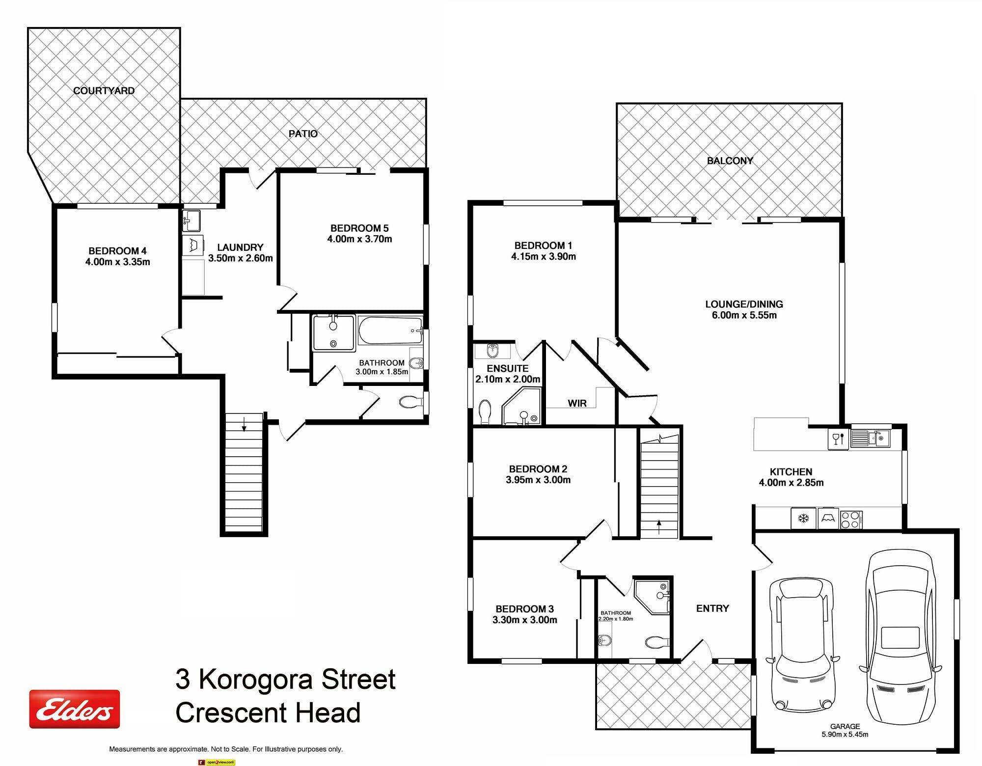 3 Korogora Street Crescent Head Nsw For Sale