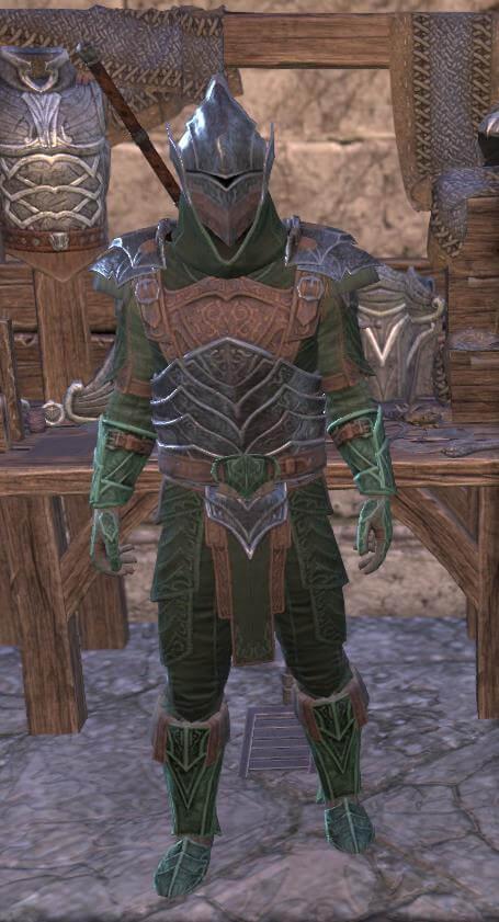 Ebony Style Elder Scrolls Online Wiki