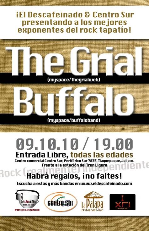 CS Buffalo The Grial 09-10-10