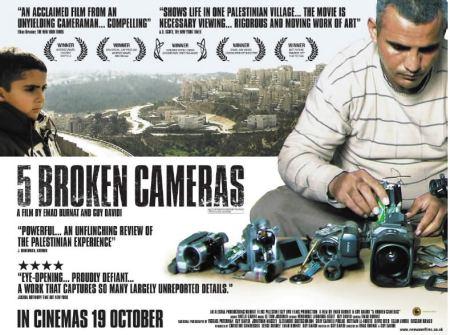 5 Cameras Broken Film