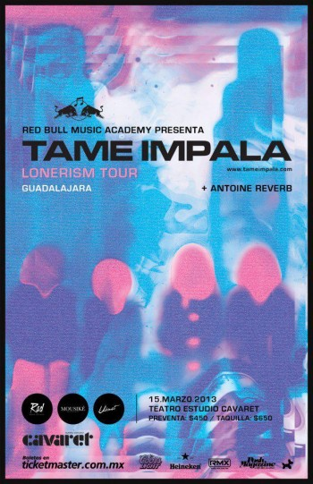 Flyer Tame Impala GDL