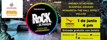 Rock Al Parque GDL