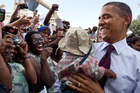 Foto: Pete Souza / Prensa Casa Blanca.