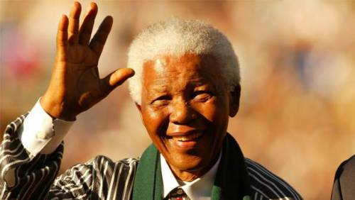 Foto: Nelson Mandela / Debris2008