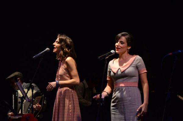 Les Femmes de Serge presentaron su primer L.P. en el Teatro del IMSS / Foto: Rodolfo Ibáñez