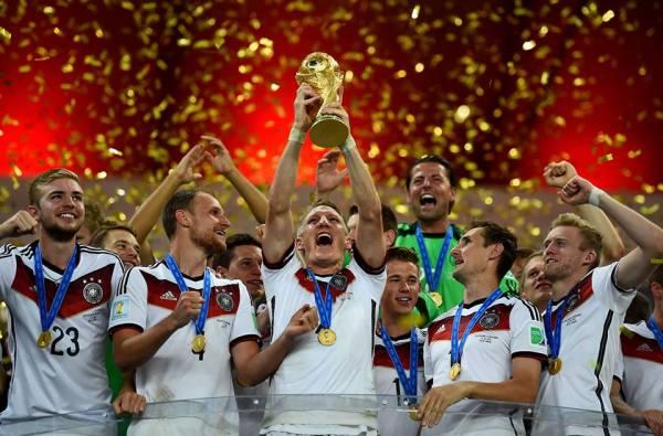 Alemania se coronó campeón en el Mundial de Brasil 2014