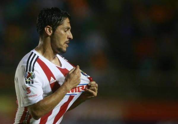 Chivas mete gol