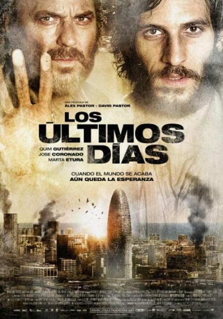 Poster Los últimos días