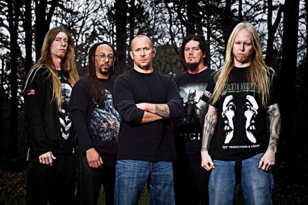 Suffocation. Foto: Metal-archive