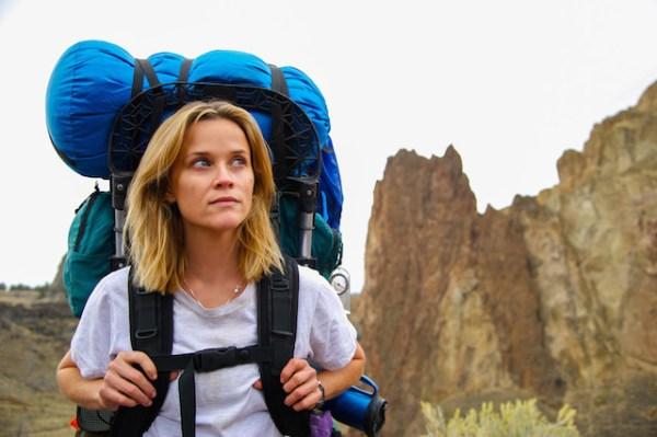 "Reese Witherspoon es la protagonista de ""Wild"" de Jon Stewart Rosewater"