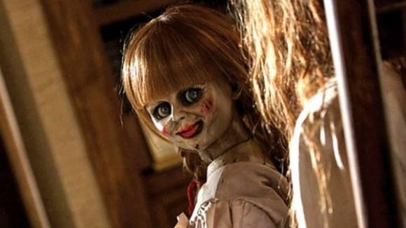 """""""Anabelle"""", una película más del montón de cine de terror de temporada."""
