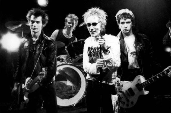 El punk tiene nombre propio: Sex Pistols.