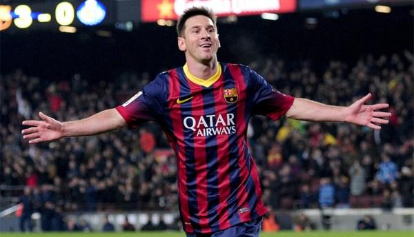Messi AFP
