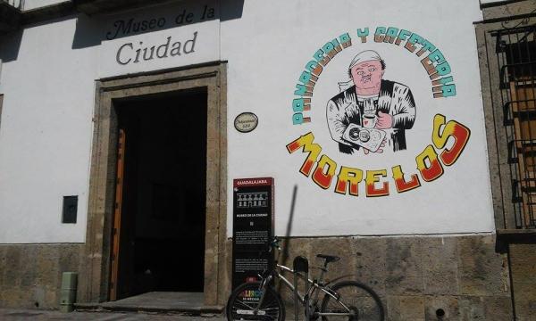 Panadería Morelos