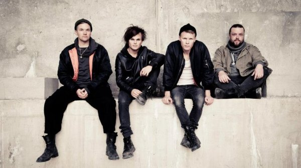 The Rasmus en México