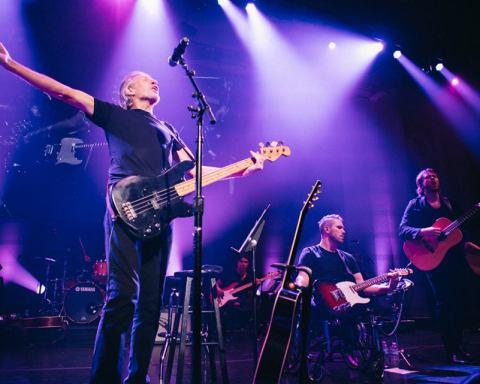 Foto: Facebook oficial Roger Waters.