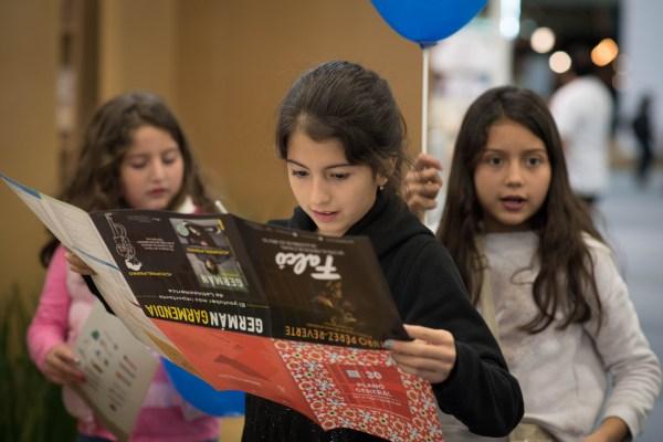 Inicio de la XXX Feria Internacional del libro en Guadalajara, México. Foto: ©FIL/MELINDA LLAMAS POLANCO