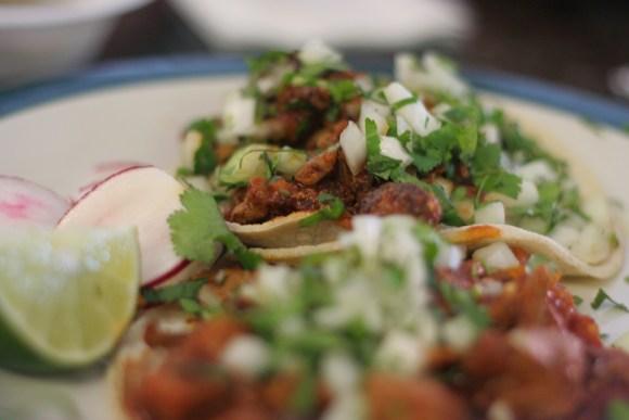 tacos en guadalajara