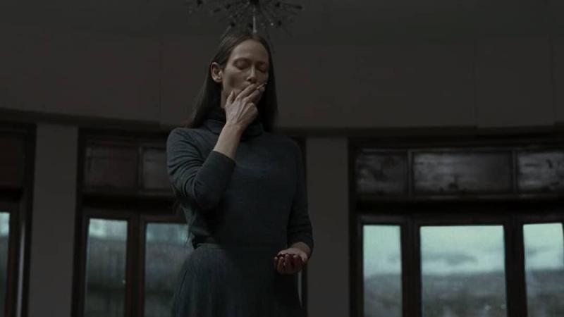Tilda Swinton tuvo una participación sobresaliente en el filme de Luca Guadagnino