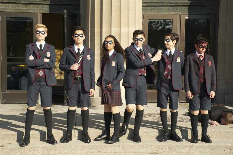 the umbrella academy recomendacion