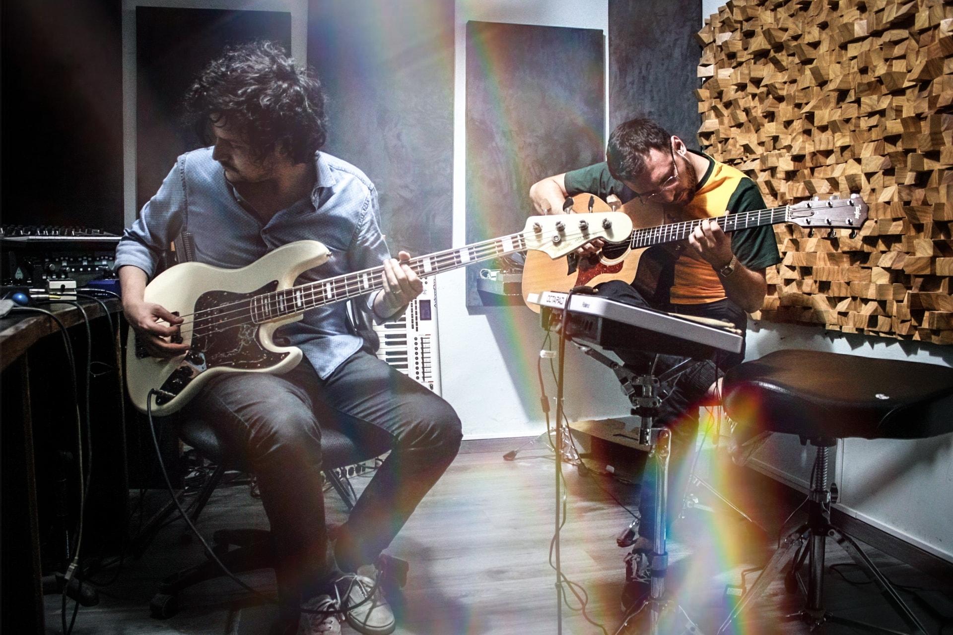 The New Science es una banda de art rock y new wave tapatía