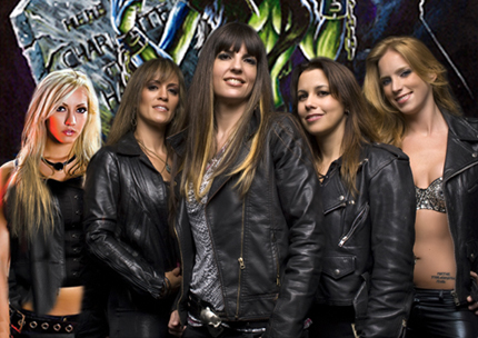 The-Iron-Maidens-Band